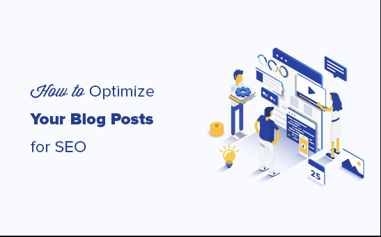Optimize Blog Post