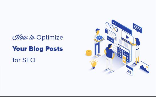 Optimize Blog Post